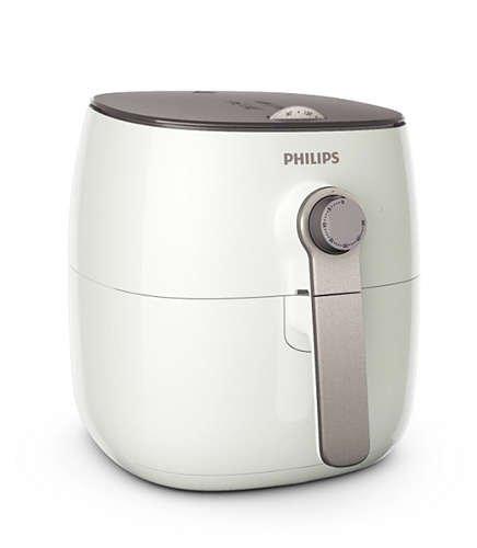 Philips Viva Airfryer 2.0 HD9621/26 (Certified Refurbished)