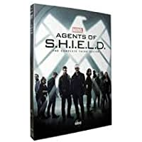 Marvel agents of shield season 3. DVD. The complete 3rd season New Sealed