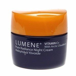 Lumene vitamine C Crème de nuit radiante pur