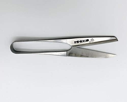 極上手造 和鋏(片丸) 135mm