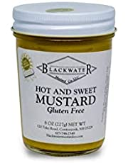 Blackwater Hot and Sweet Mustard