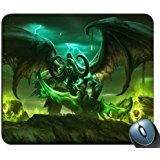 World of Warcraft Legion Customized Rubber Mouse Mousepad