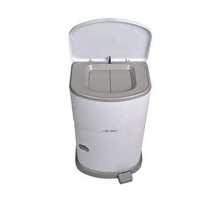 JANM330DAEA - AKORD Adult Diaper Disposal System, White by Janibell, Inc