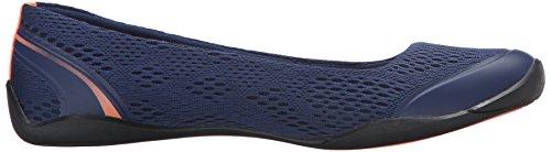 Ryka Dames Serena Mode Sneaker Marine / Koraal / Zwart