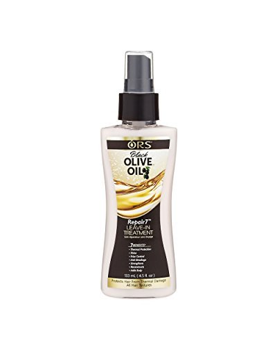 Olive Oil Black Hair Care - ORS Black Olive Oil Repair 7 Leave In Treatment
