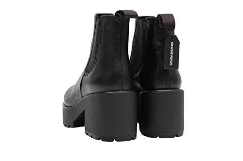 Vagabond - zapatos mujer negro