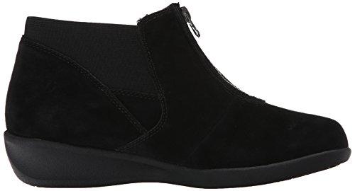 Aravon Womens Laurel-boot Boot In Camoscio Nero