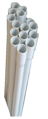 10m M 50 Stangenleerrohr 1, 55€ /m Leerrohr Elektrorohr gemufft M25 stangenrohr MKV