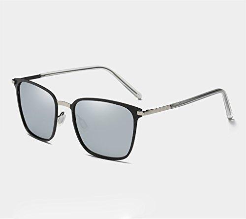 Yxsd Estilo 80s UV400 Unisex Ladies Sunglasses Men's B Lente Shades C Designer Color Retro Aviator Fashion XYrXF