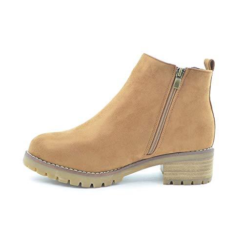 Benavente Boots Suede 113652 Women's Leather AqxzrwHAnB