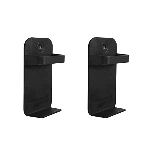 Welldoit 2 Pcs Velcro Wall Mount Remoto Control Bracket Hold