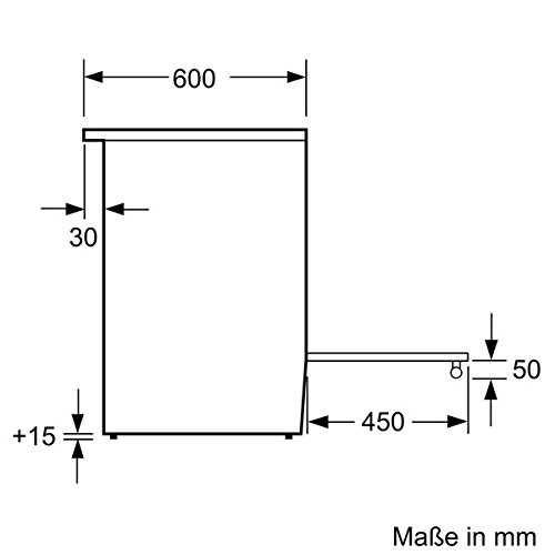 Optimale Backergebnisse A 66 L Wei/ß Schnellaufheizung Siemens HA724220 iQ300 Elektro-Herd