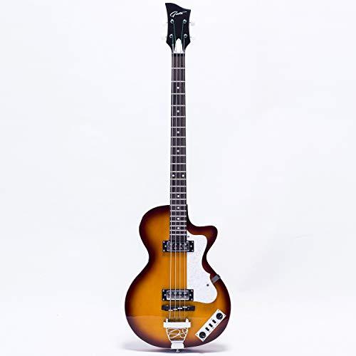 Grote 4 strings BB2 Electric Bass Guitar (vintage Sunburst)