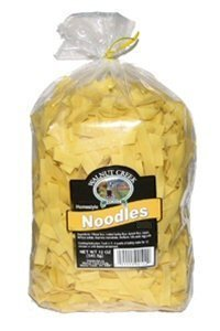 Amish Walnut Creek Extra Wide Noodles 12 Ounce Bag