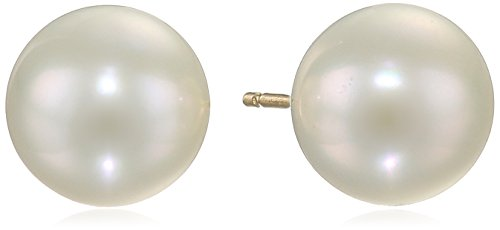AuraPearl Quality Freshwater Cultured Earrings