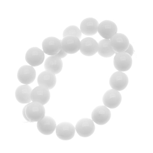 Opaque Glass Beads - 1