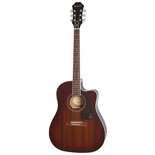AJ-220SCE Acoustic-Electric Guitar Mahogany