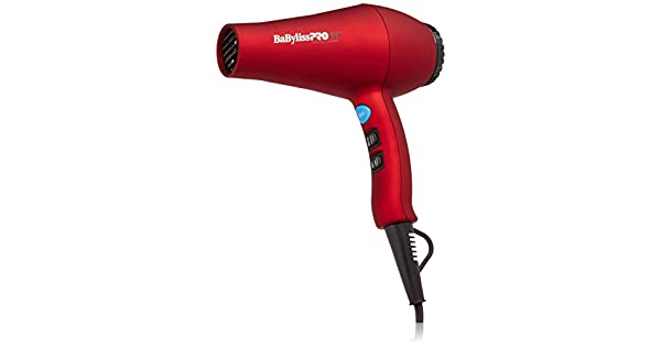 Amazon.com: BaBylissPRO Tourmaline Titanium 3000 Dryer ...