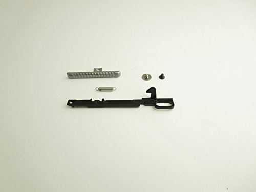 - Dell E6420 LCD Back Cover Locking Latch With Spring and Screws