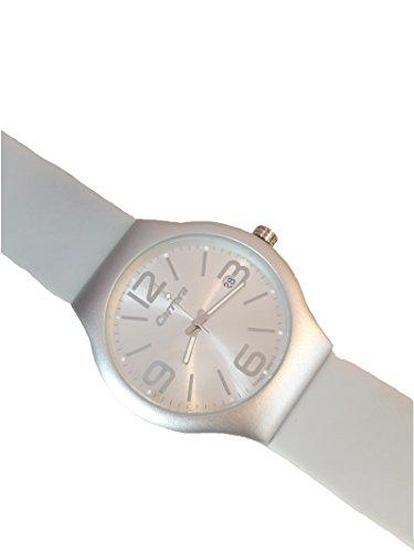 Carrera Wrist Watch (Carrera watches Allumino Silver watch)
