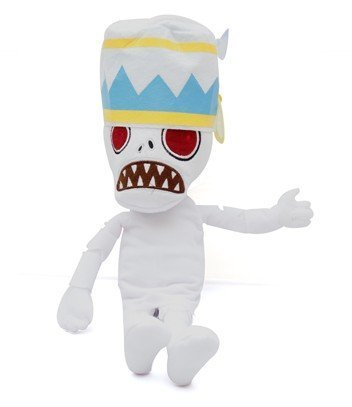 Plants Vs Zombies 2 Series Plush Toy Treasure Yeti Snow Zombie 30cm/12""