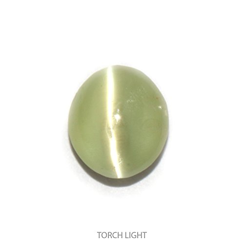 DVG 2.15 Carats Chrysoberyl Cat's Eye 100% Natural Sri Lanka Gem ()