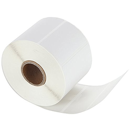Direct Thermal Labels (4 Rolls) 4000 Printer Paper Shipping Adhesive Stickers | 2.25