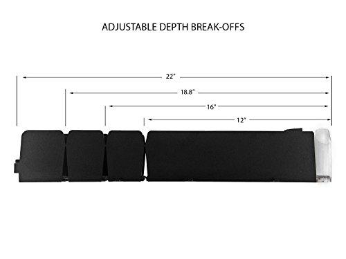 Display Technologies, LLC 12/16oz. Visi-FAST Pusher Glide - 1 Pack by Display Technologies, LLC (Image #6)