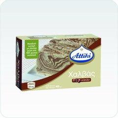 Attiki Greek Halva Classic Cocoa 400gr