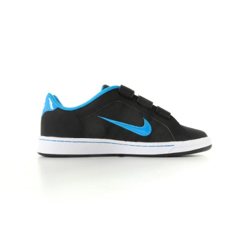 Nike Court tradition 2 plus (gsv) - Zapatillas de Material Sintético para niño negro negro