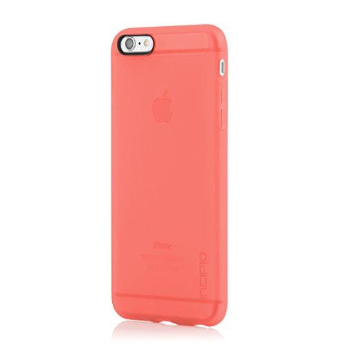 Incipio NGP Case for iPhone 6 Plus - Retail Packaging - Translucent Neon - Neon Orange Iphone Plus Case 6
