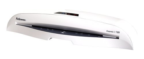 Fellowes Cosmic2 125 Personal Laminator, 12.5 Inch with 10 Pouches (5726301) Size: 12.5 Inch (Pouches 125 Laminator)