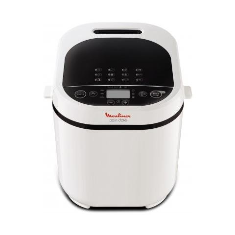 Moulinex Pain Doré ow2101 máquina para pan con 12 programas: Amazon.es: Hogar