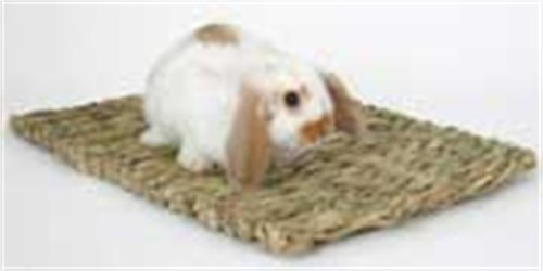 - Peter's Woven Grass Mat for Rabbits