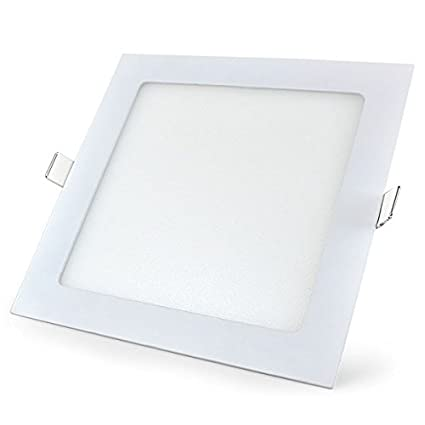 Buy mazda led panel 18w ceiling light white square online at low mazda led panel 18w ceiling light white square mozeypictures Gallery