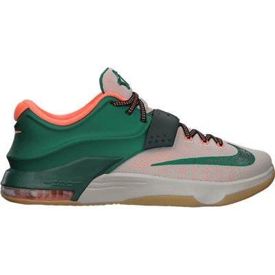 Nike Men's KD VII Basketball Shoe (8, Mystic Green/Light Brown (653996 330))