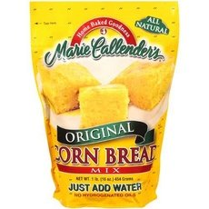 Marie Callender's Organic Corn Bread Mix, 16-ounce Boxes (Case of 12)