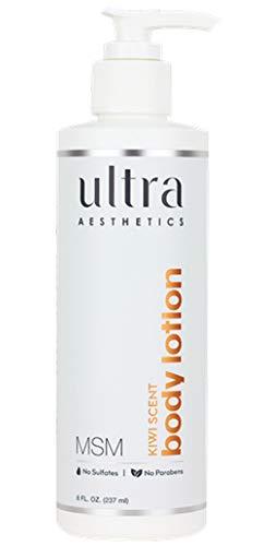 Ultra Aesthetics - Body Lotion Kiwi Scent 8 Ounce