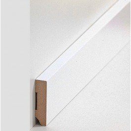 Neu Leisten Südbrock Sockelleiste 10/40 kubisch - weiß, 10 Stück  BT45
