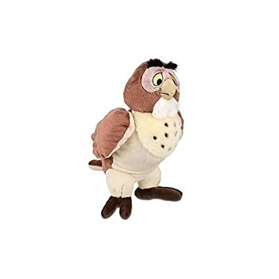 Hard to Find Disney Winnie the Pooh Large 14 Inch Plush Wise Old Owl Doll: Toys & Games [5Bkhe0803611]