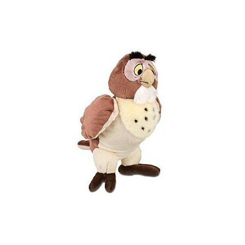 - Hard to Find Disney Winnie the Pooh Large 14 Inch Plush Wise Old Owl Doll