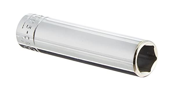6mm Wright Tool 35-06MM 3//8 Drive 6 Point Metric Deep Socket
