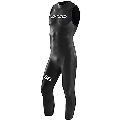Orca Men's S6 Sleeveless Wetsuit - Triathlon Wetsuit Level Entry