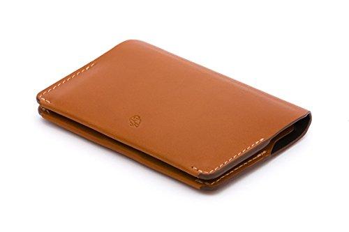 Taylor Business Cards - Bellroy Leather Card Holder Caramel