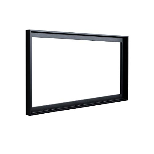 (Panoramic Floater Frames for Canvas Paintings 24x48 | 6 Colors | Floater Frame for Stretched Canvas, Canvas Panels and Finished Artwork | 1-3/8