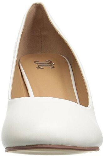 Smooth Brinley Miles White Sizes amp; Co Dress Womens Pump Regular Wide 11nwPqvrx4