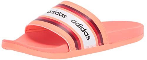 adidas Womens Adilette Comfort Slide Sandal