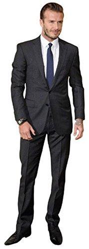 David Beckham (Blue Tie) Life Size Cutout by Celebrity Cutouts