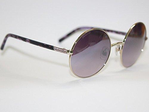 Swarovski SK0139 C54 33Z (gold/other / gradient or mirror violet)