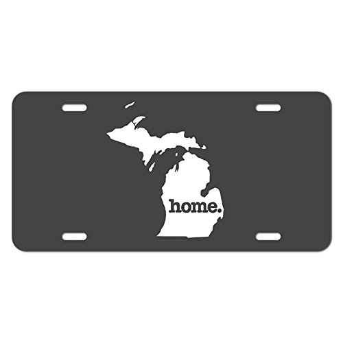 Price comparison product image Michigan MI Home State Novelty Metal License Plate 6X12 Inch